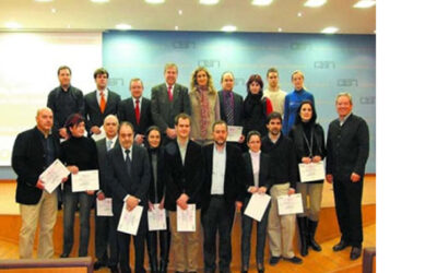 Recognized 30 companies introduced improvements in CSR in 2010
