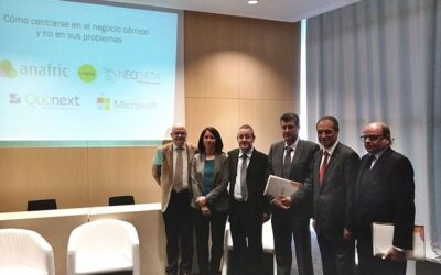 UVESA participated in a professional Colloquium in food 2014