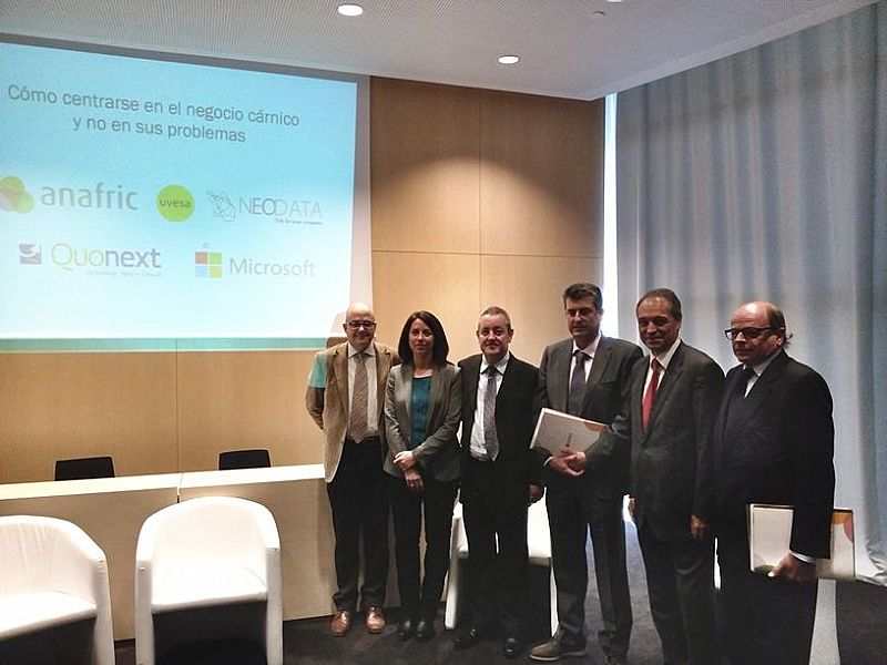 UVESA participated in a professional Colloquium in food 2014