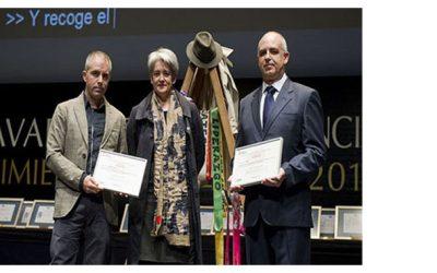 Uvesa, reconocida por su política de RSE por el Gobierno de Navarra