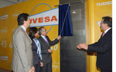 Uvesa create 80 jobs at its new plant in Tudela poultry processing de Tudela