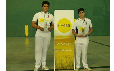 UVESA RENEWS SPONSORSHIP OF CESTA PUNTA CABANILLAS JAI-ALAI CLUB