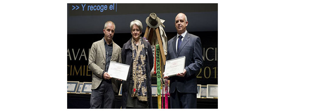 Uvesa, recognized for its CSR policy by the Government of Navarra