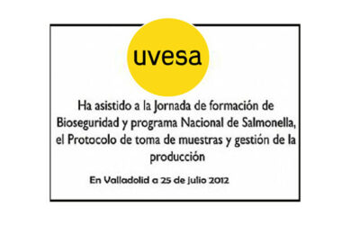 Jornada de formación a los avicultores de Valladolid en Prado Vega.