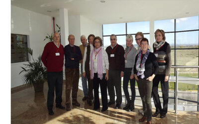 La salle de classe de l'expérience de la Tudela UPNA visites Uvesa