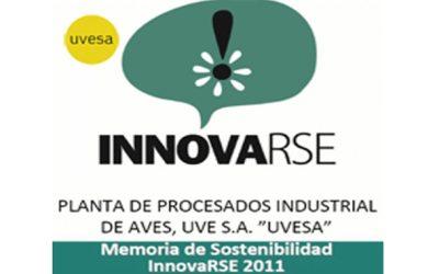 Uvesa presenta su informe de sostenibilidad en 2013