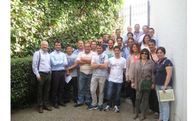 UVESA brings together 70 breeders of birds in their training days in Tudela