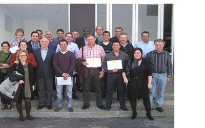 Primera Jornada de formación con criadores de aves en Uvesa Tudela