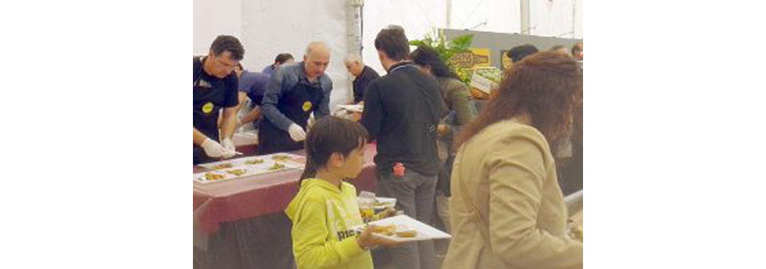 UVESA PARTICIPATES IN THE XXI CONFERENCE OF VEGETABLES FROM TUDELA