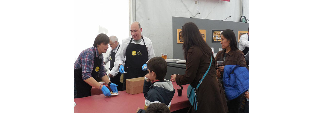 UVESA PARTICIPATES IN THE XX EXALTATION WORKSHOPS AND FESTIVALS FOR VEGETABLE