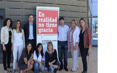 Uvesa, junto con 4 empresas navarras, comprometida con Cruz Roja