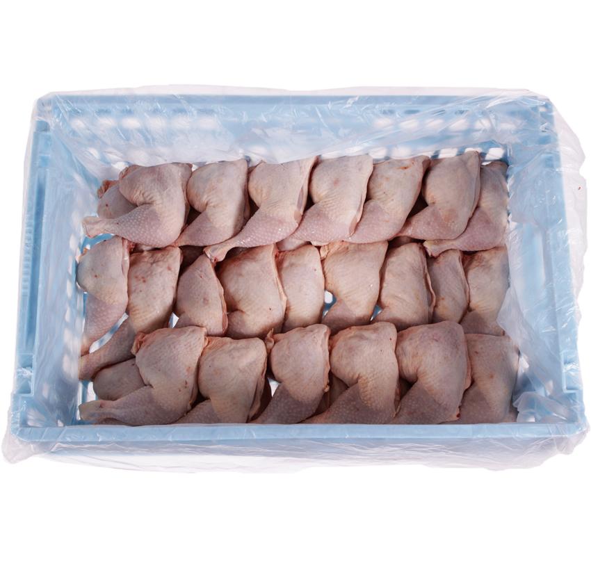 Cuartos traseros de pollo granel 10kg uvesa for Cuartos traseros de pollo