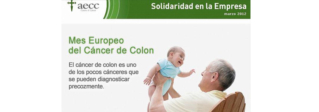 Uvesa apoya la campaña de prevención y detección precoz del cancer