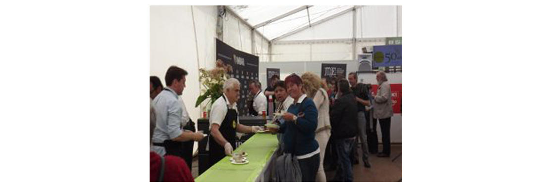GREAT SUCCESS OF THE ACTIVITIES ORGANIZED BY UVESA IN THE XXII WORKSHOPS AND FESTIVALS FOR VEGETABLE