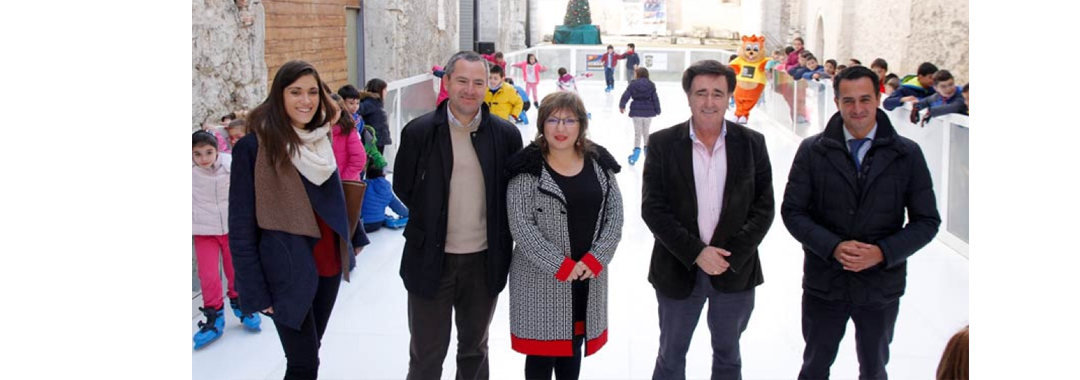 MORE THAN A MILLION PEOPLE HAVE ENJOYED THE ECOLOGICAL CULT OF ICE PADLOCK SPONSORED BY UVESA