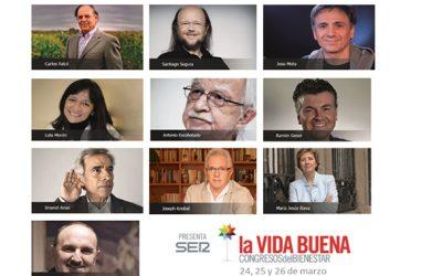 """GRUPO UVESA COLABORA CON EL CONGRESO DEL BIENESTAR 'LA VIDA BUENA"""""""