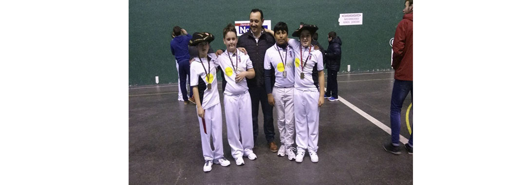 "UVESA GROUP SPONSORS THE CLUB OF ""CESTA PUNTA"" CABANILLAS JAI ALAI"