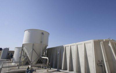 Grupo Uvesa invierte en una nueva estación de tratamiento de aguas en Cuéllar