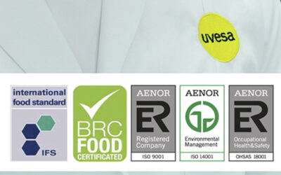 UVESA group is still committed to the CERTIFICATIONS of quality at national and international level