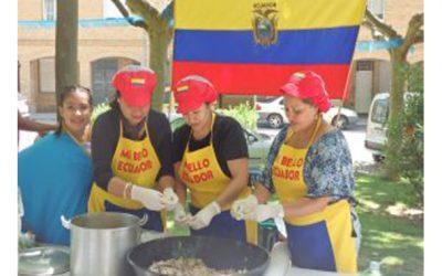Uvesa colabora en las VIII JORNADAS INTERCULTURALES DEL CENTRO PADRE LASA (Tudela)