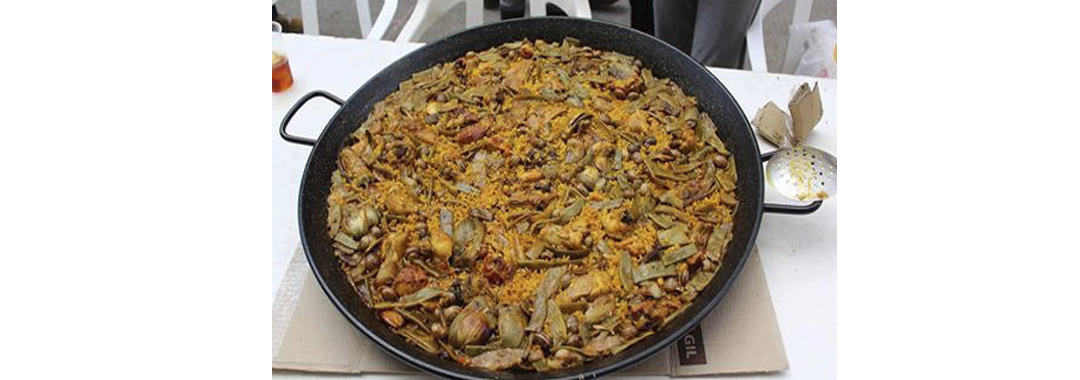 Uvesa Group sponsors the first contest of Paellas in Requena (Valencia)