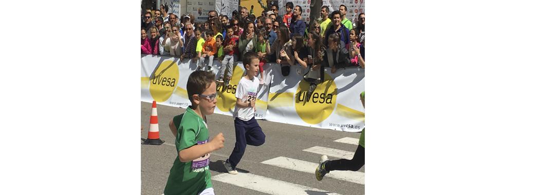 GRUPO UVESA HAS SPONSORED THE CAREER 'THE AGES OF MAN 2017' in Cuellar (Segovia