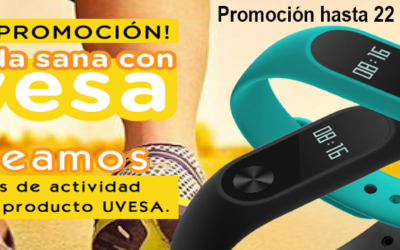 PROMOTION: HEALTHY LIFE WITH UVESA