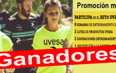 Promotion: Uvesa Challenge: We already have the winners