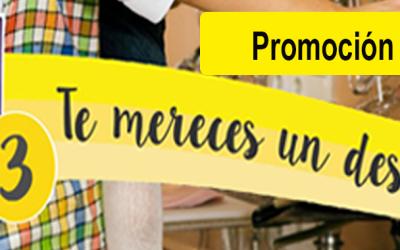 Gagnants de la promotion Uvesa «Vous méritez une pause»