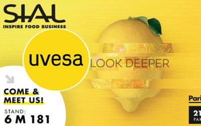 UVESA presenta sus gamas de pollo en la feria internacional SIAL PARIS 2018 del 21 al 25 octubre