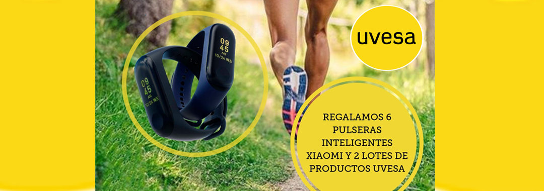 New Uvesa promotion on Facebook: Healthy life with Uvesa in autumn
