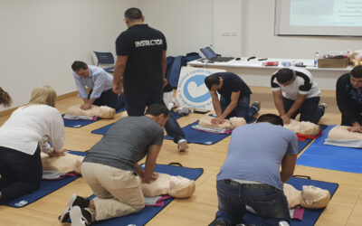 UVESA is committed to health and will install defibrillators in its Tudela, Cuéllar, Rafelbuñol and Málaga plants