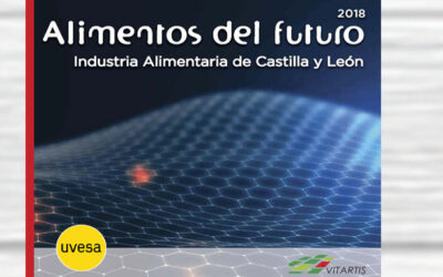"""Uvesa presents its novelties in the 3rd book of Vitartis """"Food of the future"""""""