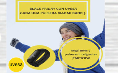 Concurso: Black Friday con Uvesa