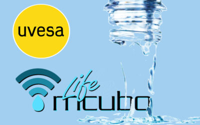 Uvesa collaborates actively in the European project LIFE MCUBO to improve the environmental management of water