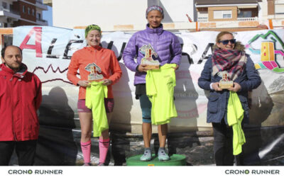 """Group Uvesa continues with the sponsorship of the sports club """"La Porte Fresca 'and the support for the mountain race VII ALedua Trail"""