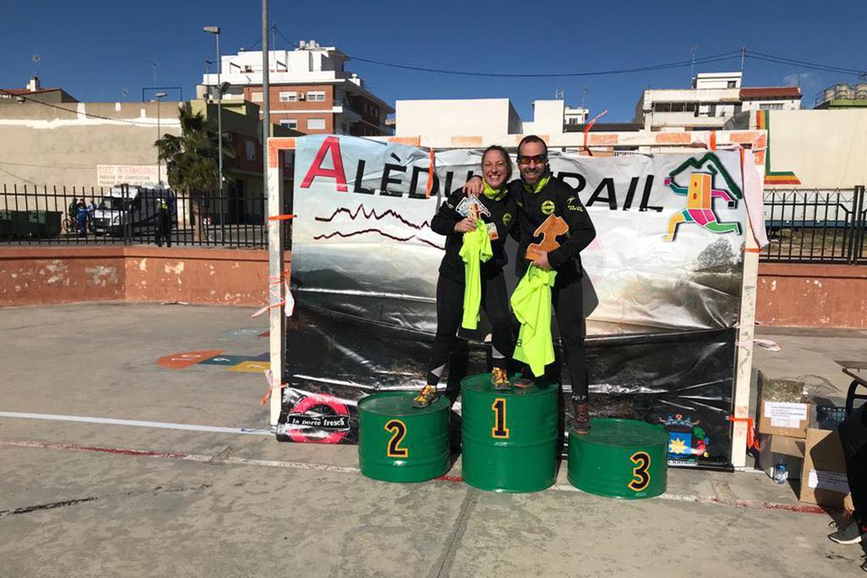 ganadores VII Carrera aledua trail 2019--