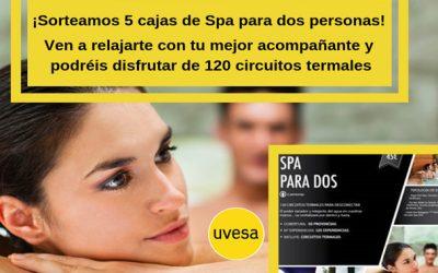 Nouveau concours Uvesa sur Facebook et Instagram: Bienvenue Printemps avec Uvesa