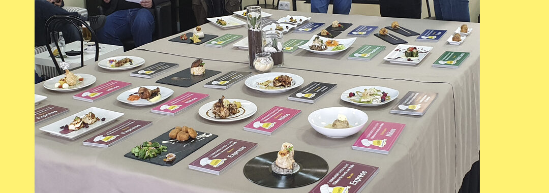 """Group Uvesa supports the talent of young chefs with the 2nd """"Make your chicken recipe"""" contest at the School of Hospitality and Tourism of Alcalá de Henares"""