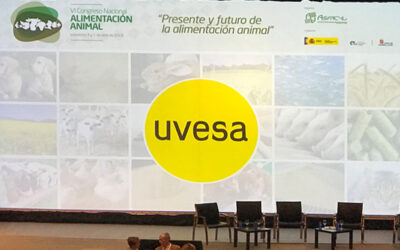 Grupo Uvesa participates in the VI National Congress of Animal Feeding