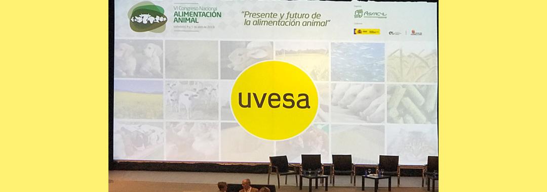 Grupo Uvesa participates in the VI National Congress of Animal Feeding