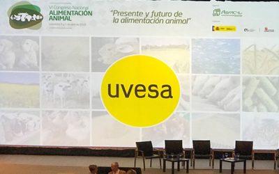 Grupo Uvesa participe au VI Congrès national de l'alimentation animale