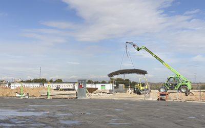 Groupe Uvesa investira dans la construction d'un nouvel entrepôt dans son usine de traitement des oiseaux à Tudela (Navarre)
