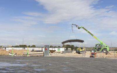 Group Uvesa will invest in the construction of a new warehouse in its bird processing plant in Tudela (Navarra)