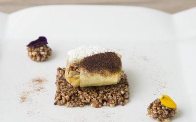 Receta: Pastela marroquí de pollo con pasta de almendras