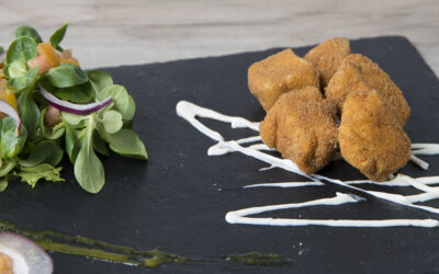 Receta: Nuggets de Pollo Kentucky