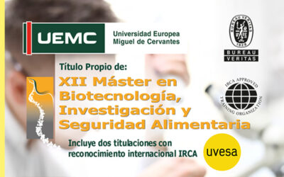 Grupo Uvesa colabora con la Universidad Europea Miguel de Cervantes de Valladolid