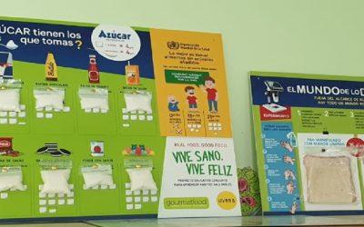 Concluyen con éxito los talleres de hábitos saludables llegando a 1.200 niños y niñas de Navarra