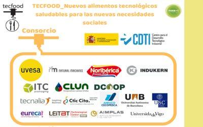 Grupo Uvesa lidera el proyecto Tecfood para desarrollar mejoras del perfil nutricional en su gama de elaborados