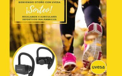 Nuevo Sorteo en Facebook e Instagram: Bienvenido Otoño con Uvesa
